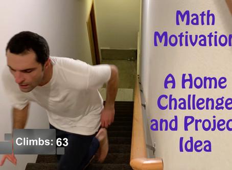 Math Motivation: A project idea