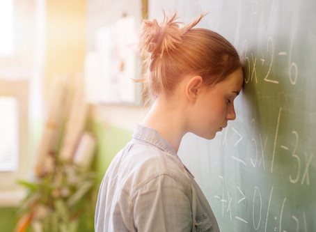 Podcast Interview: How to Alleviate Math Anxiety