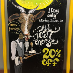 check out my many chalkboard works