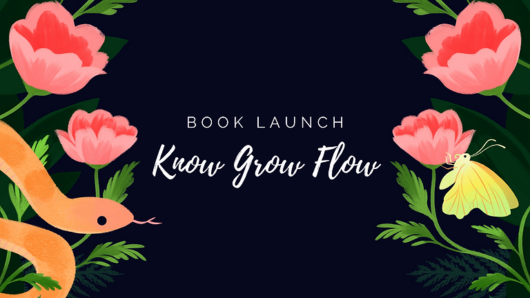 Book Launch - Know Grow Flow