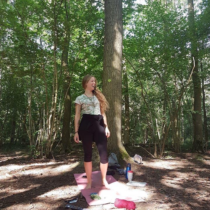 Wild Well Woman Yoga