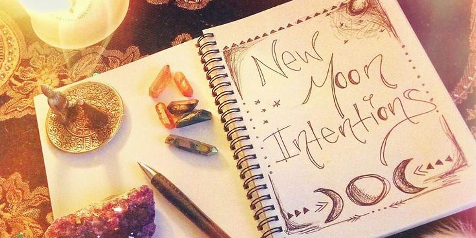 New Moon Nature, Nourish & Nidra