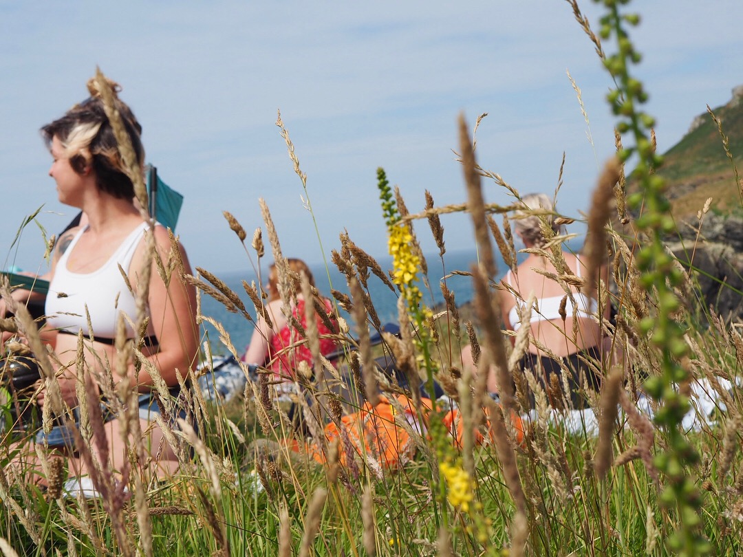 Women's Nature and Yoga retreat
