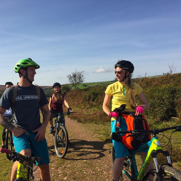Exmoor ride 2017