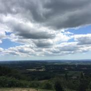 Leith Hill views Surrey Hills 2019