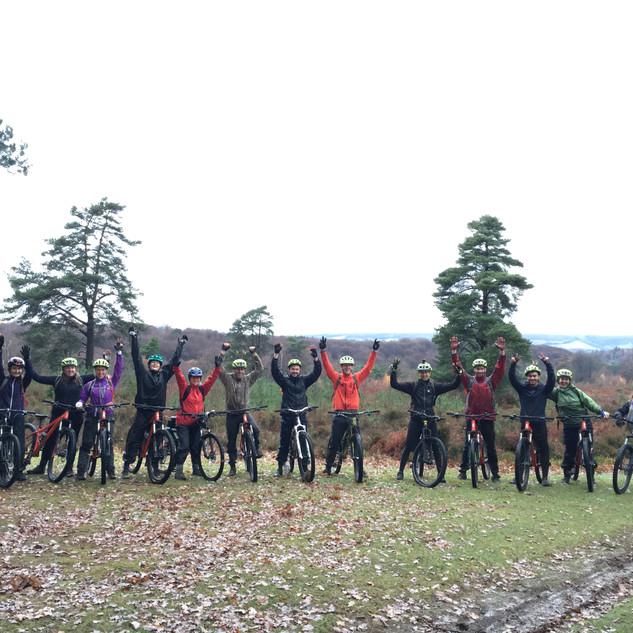 Winter Retreat Crew Surrey Hills 2018