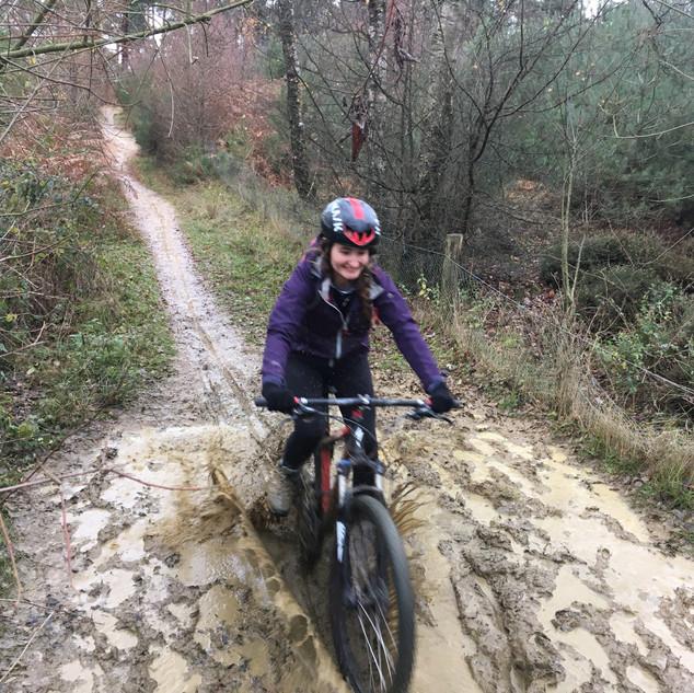 Muddy puddles 2018