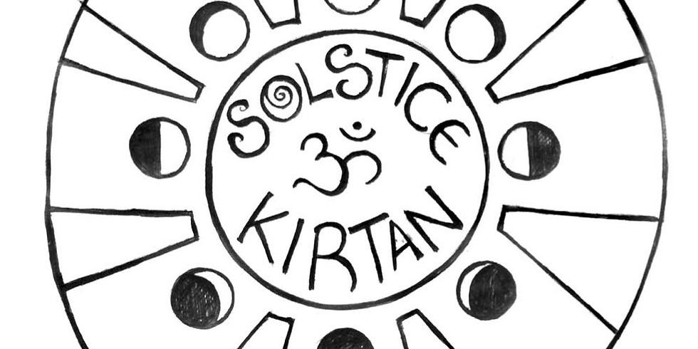 Solstice Kirtan with Sivani Mata