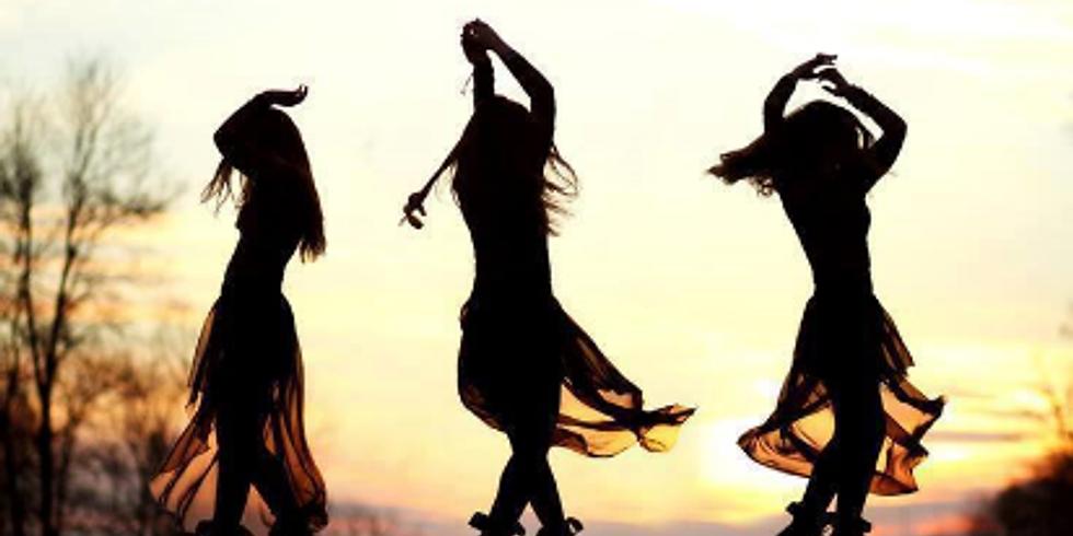 Wild Woman Yoga ~ Fierce Free Flow