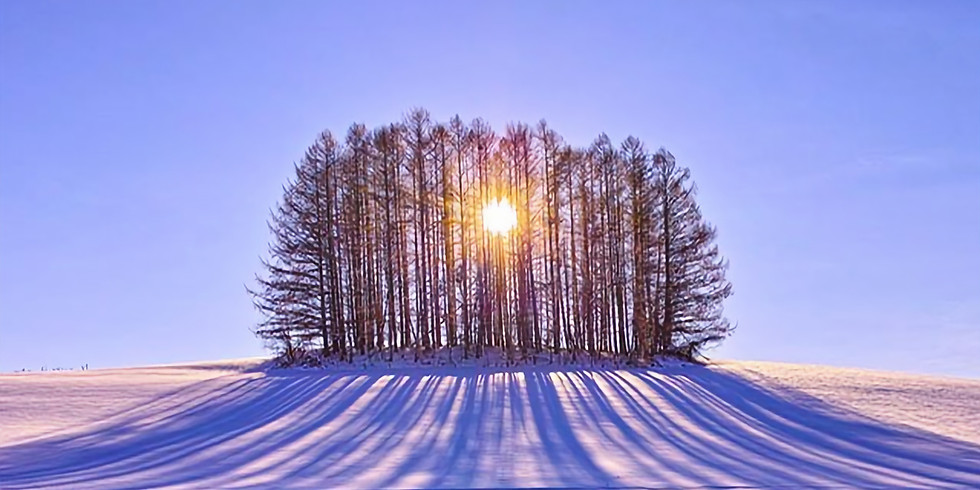 FREE Monthly Women's Circle ~ Winter Solstice