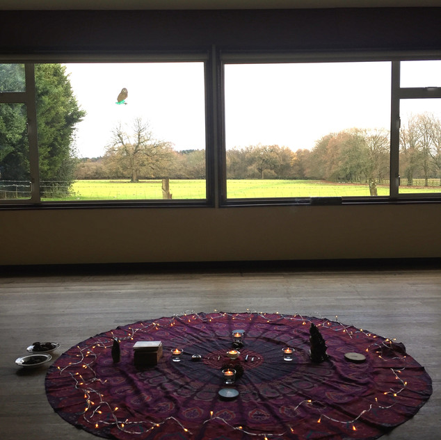 Yoga space Surrey Hills 2018