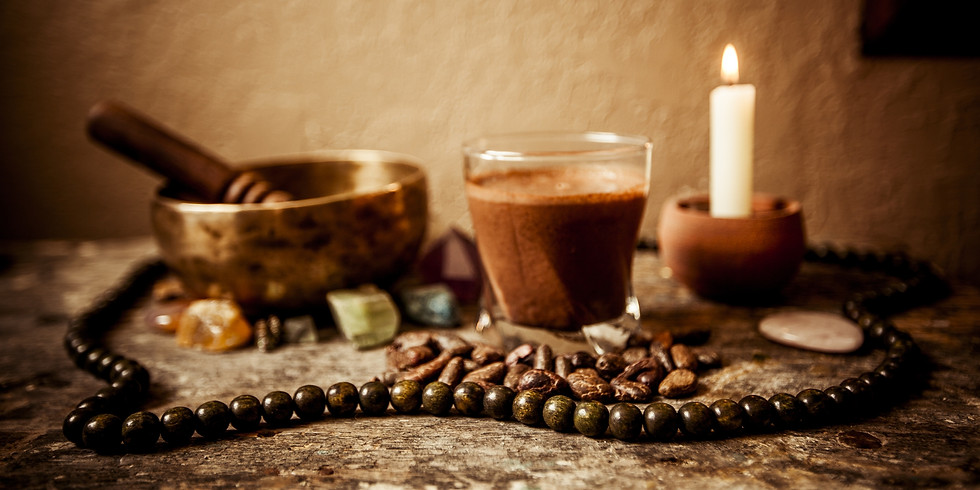 Welcoming Winter Samhain Cacao Ceremony ~ PATRONS ONLY (online)