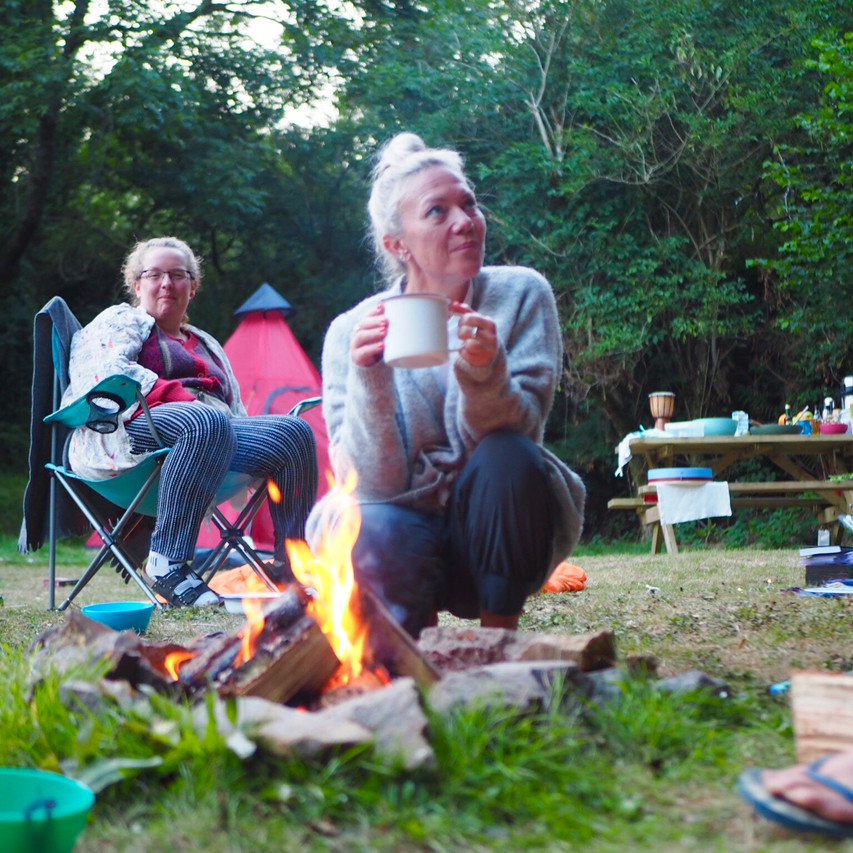 Wild Woman Camp