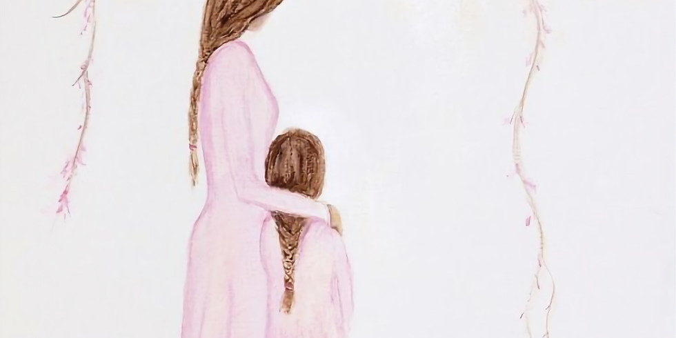 Mothers and Daughters - Menarche Initiation Ceremony