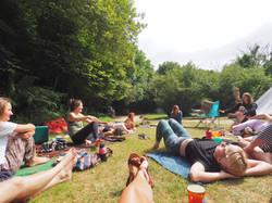 Summer retreat 2018