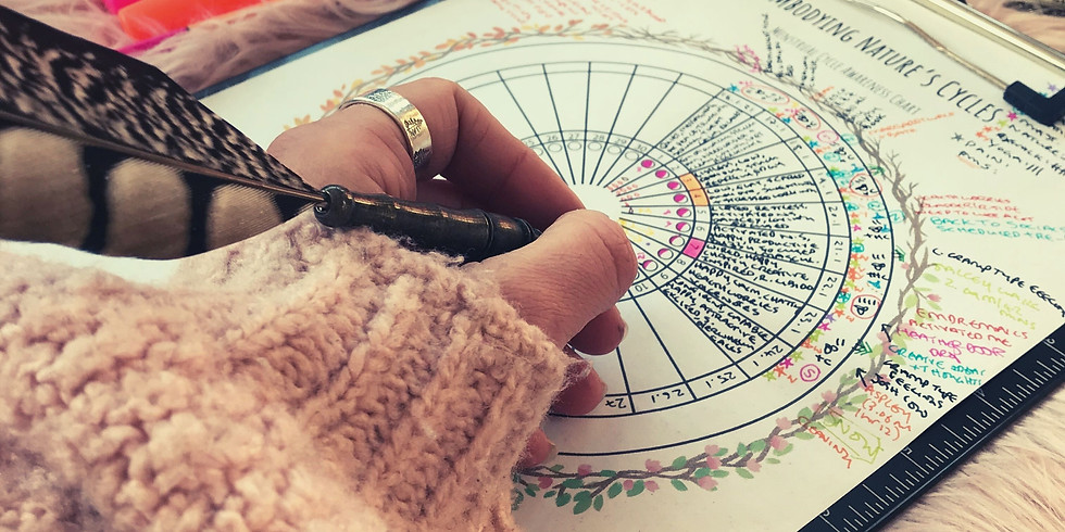 Cyclical Yoga Workshop - Yoga for Your Menstrual Cycle (online)