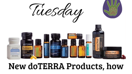 New doTERRA Product Releases!