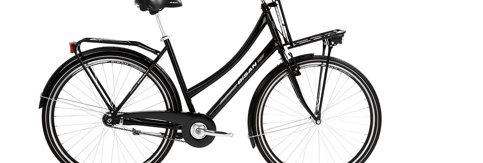 Bisan FLUANTE Şehir Bisikleti 2020 Üretim