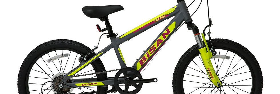 Bisan KDX 2600 Çocuk Bisikleti
