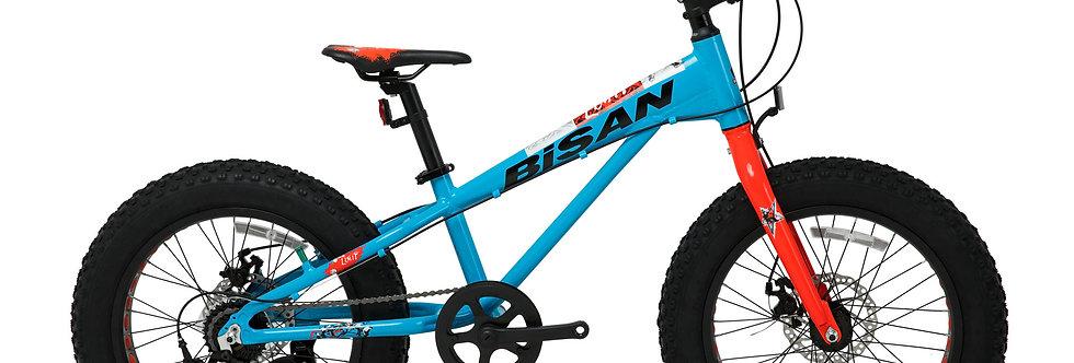 Bisan LIMIT 20 Çocuk Bisikleti 2021 Üretim
