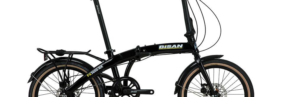 Bisan FX 3600 (NX7) Katlanır Bisiklet