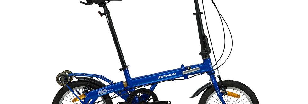Bisan FX 3800 Katlanır Bisiklet