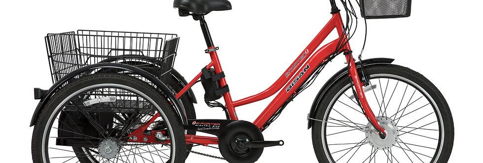 Bisan E-Porter Hizmet Bisikleti