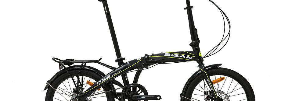 Bisan FX 3600 Altus Katlanır Bisiklet