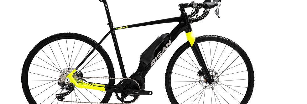 Bisan E-GRAVEL E-Bike 2020 Üretim