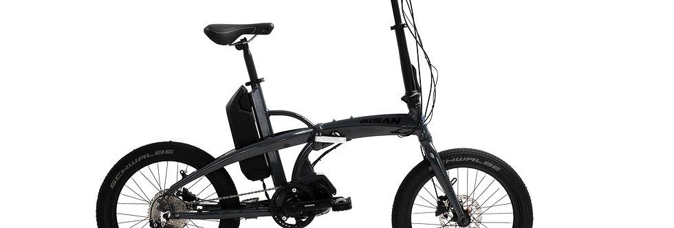 Bisan E-FOLDING STRIKE E-Bike 2021 Üretim
