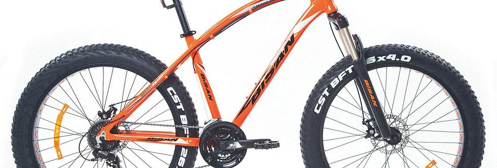 Bisan Savage FT1 Fat Bike
