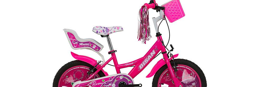 Bisan KDS 2100-Rose Çocuk Bisikleti