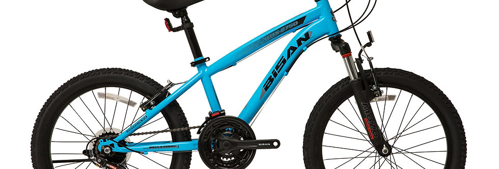 Bisan KDS 2750 V-Brake Çocuk Bisikleti 2021 Üretim