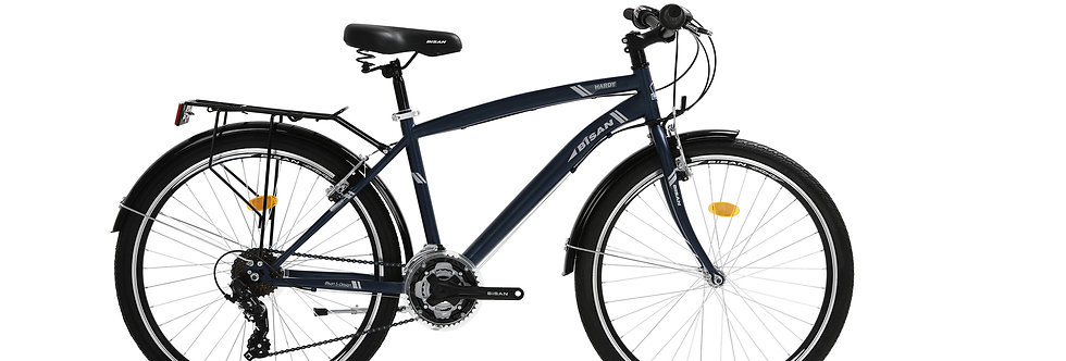 Bisan HARDY Şehir Bisikleti 2020 Üretim