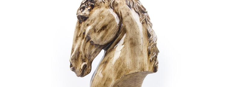 At Başı Seti Krem FKATS07