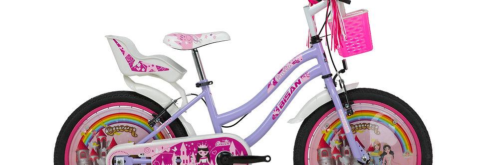 Bisan KDS 2300-QUEEN Çocuk Bisikleti 2021 Üretim