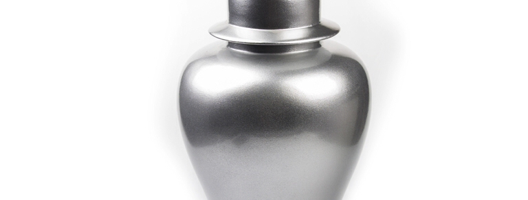 Küp Seti Gümüş 3 'lü FKKP006-Silver