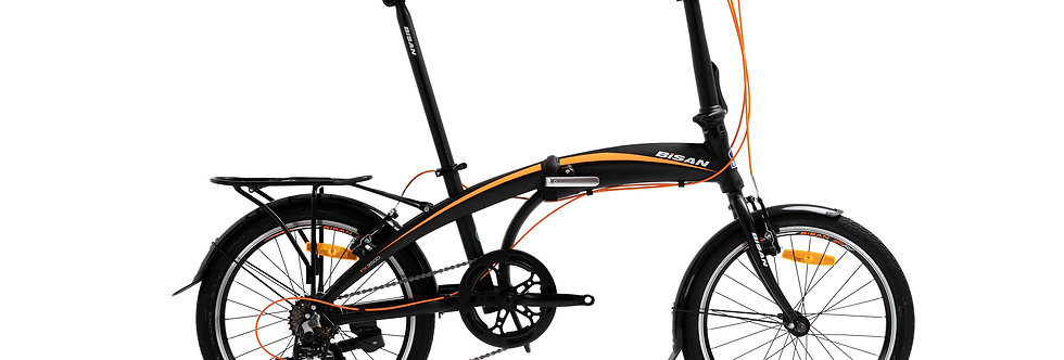 Bisan FX 3500 Katlanır Bisiklet