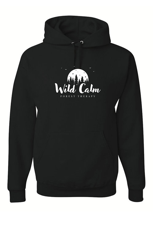 Youth Size Wild Calm Pullover Hoodie Sweatshirt