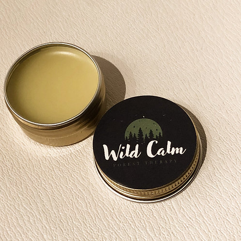 Wild Crafted Balsam Poplar Lip Balm