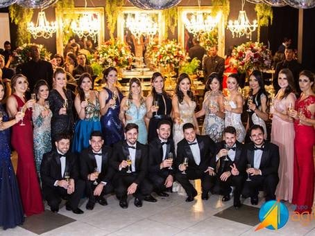 Baile de Gala - Odontologia 73 & 74 - UFVJM - Diamantina/MG