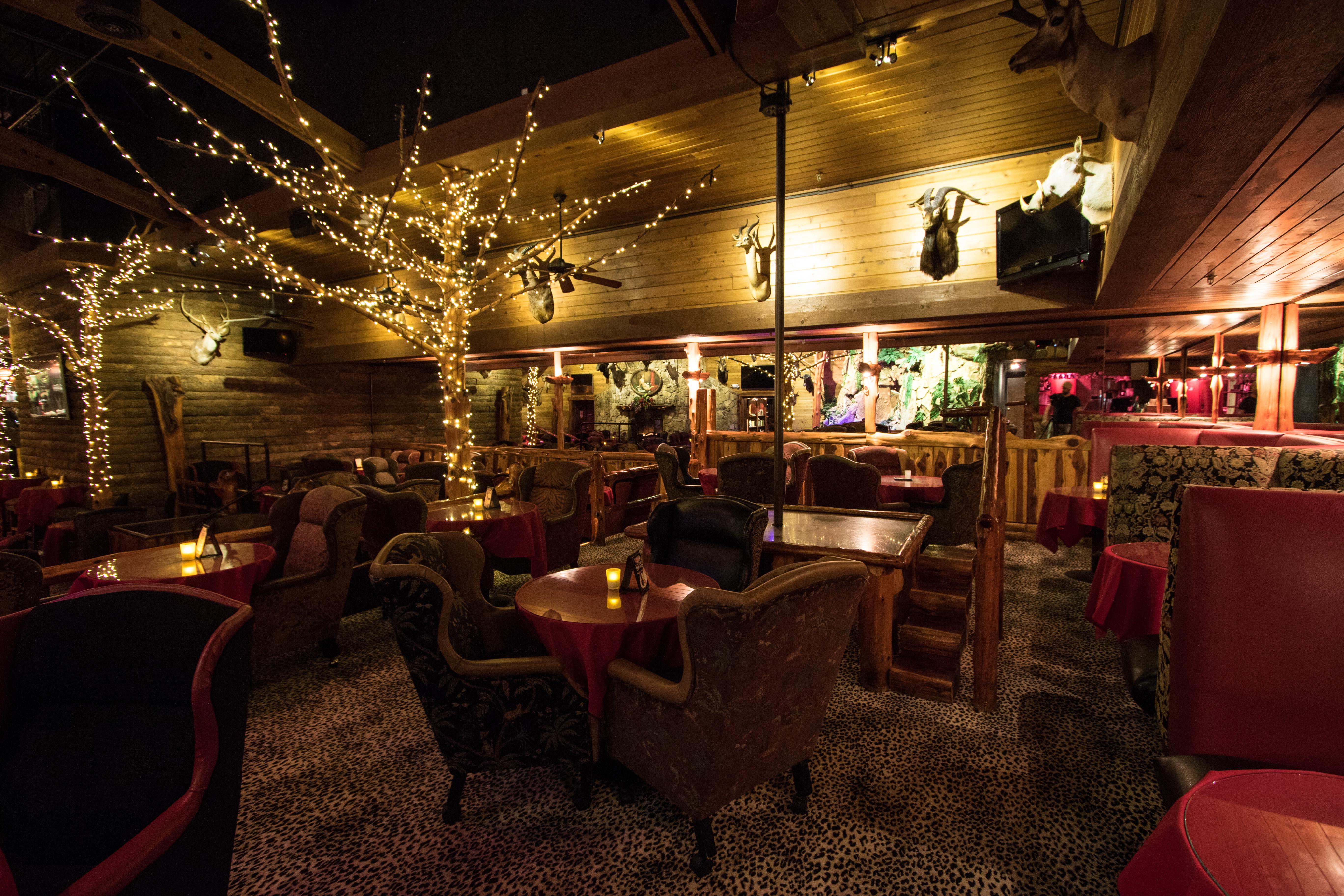 The Lodge Main Room Bar