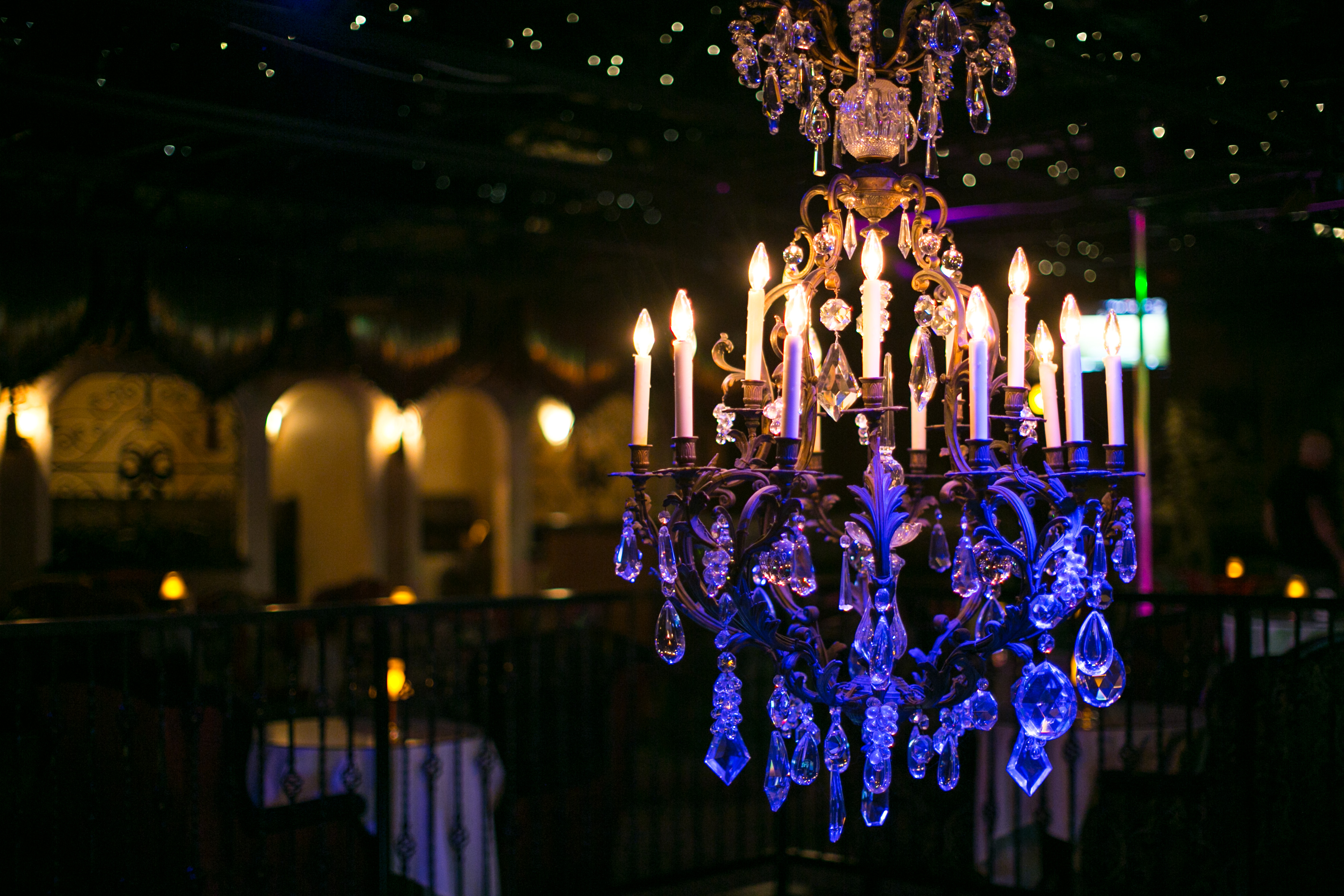 The Lodge VIP Chandelier
