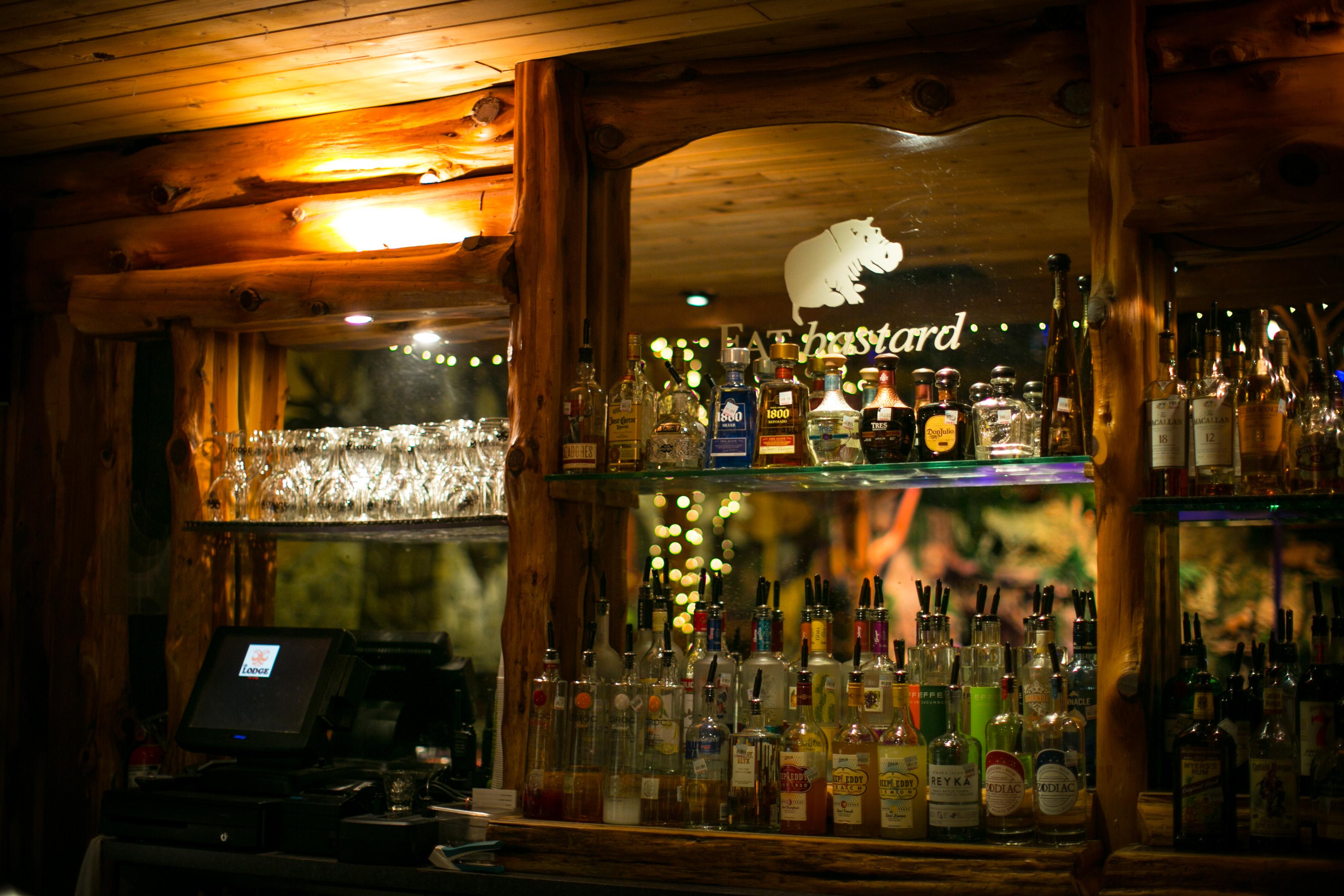 The Lodge Main Bar