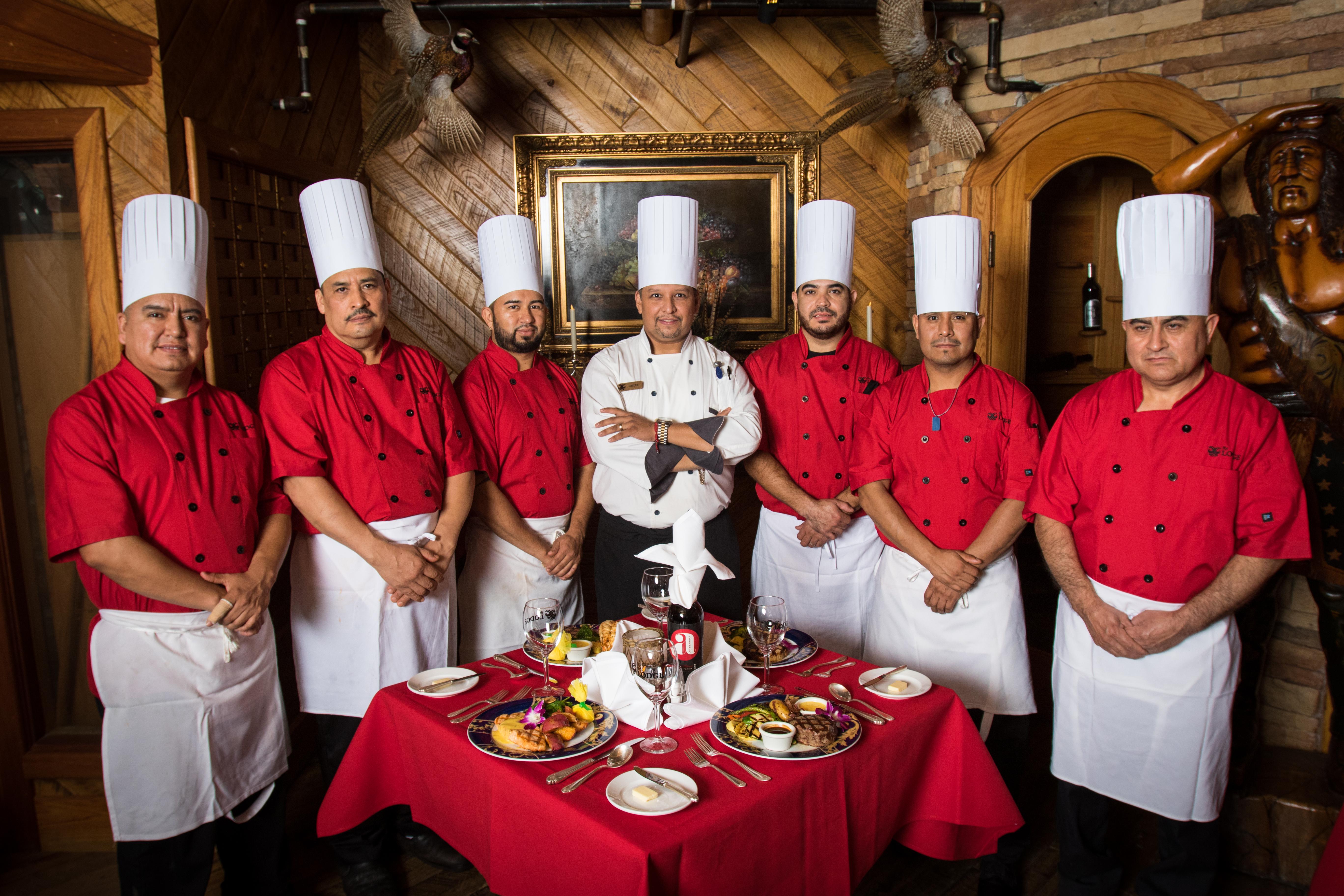 The Lodge Culinary Team