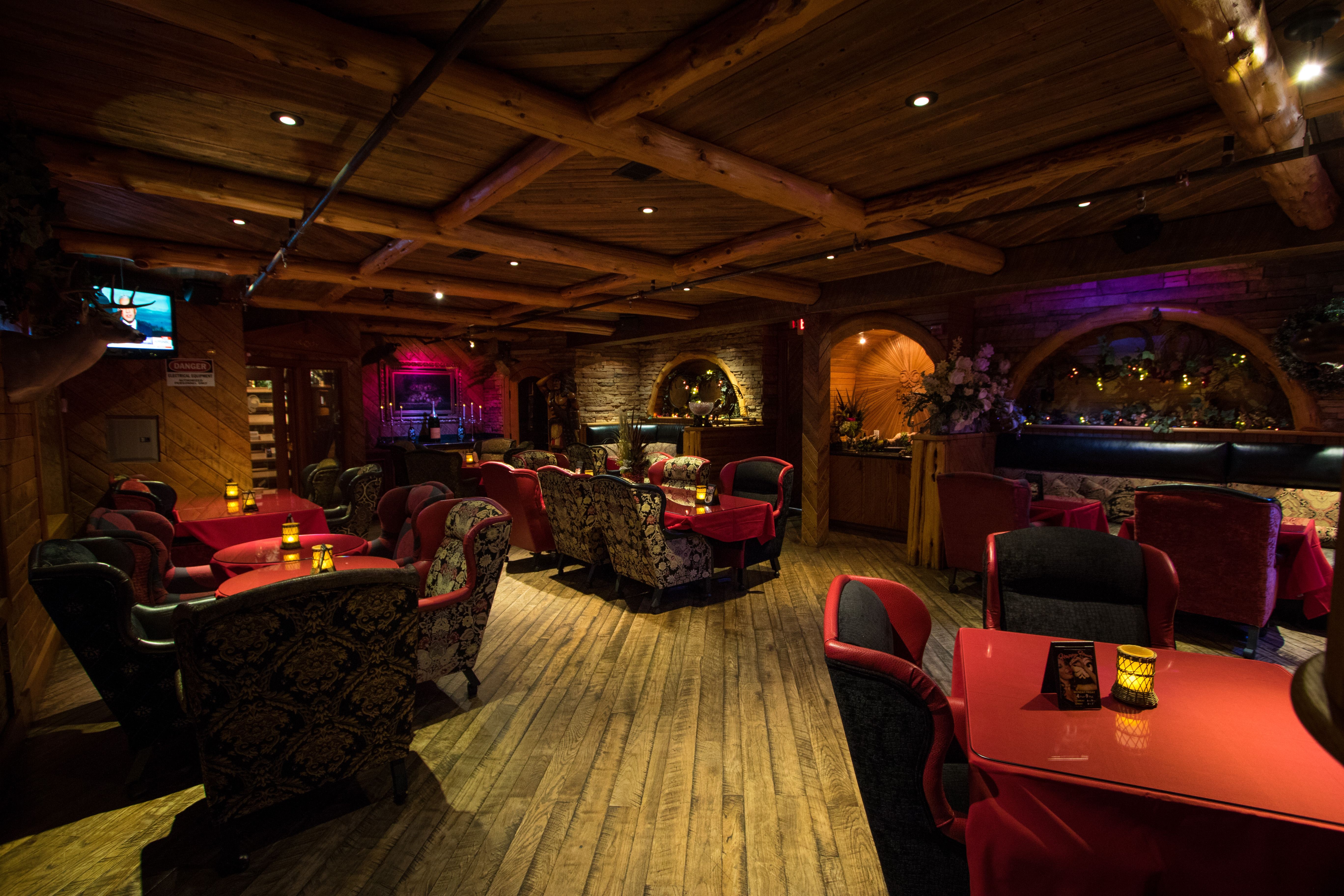 The Lodge Wine Cellar