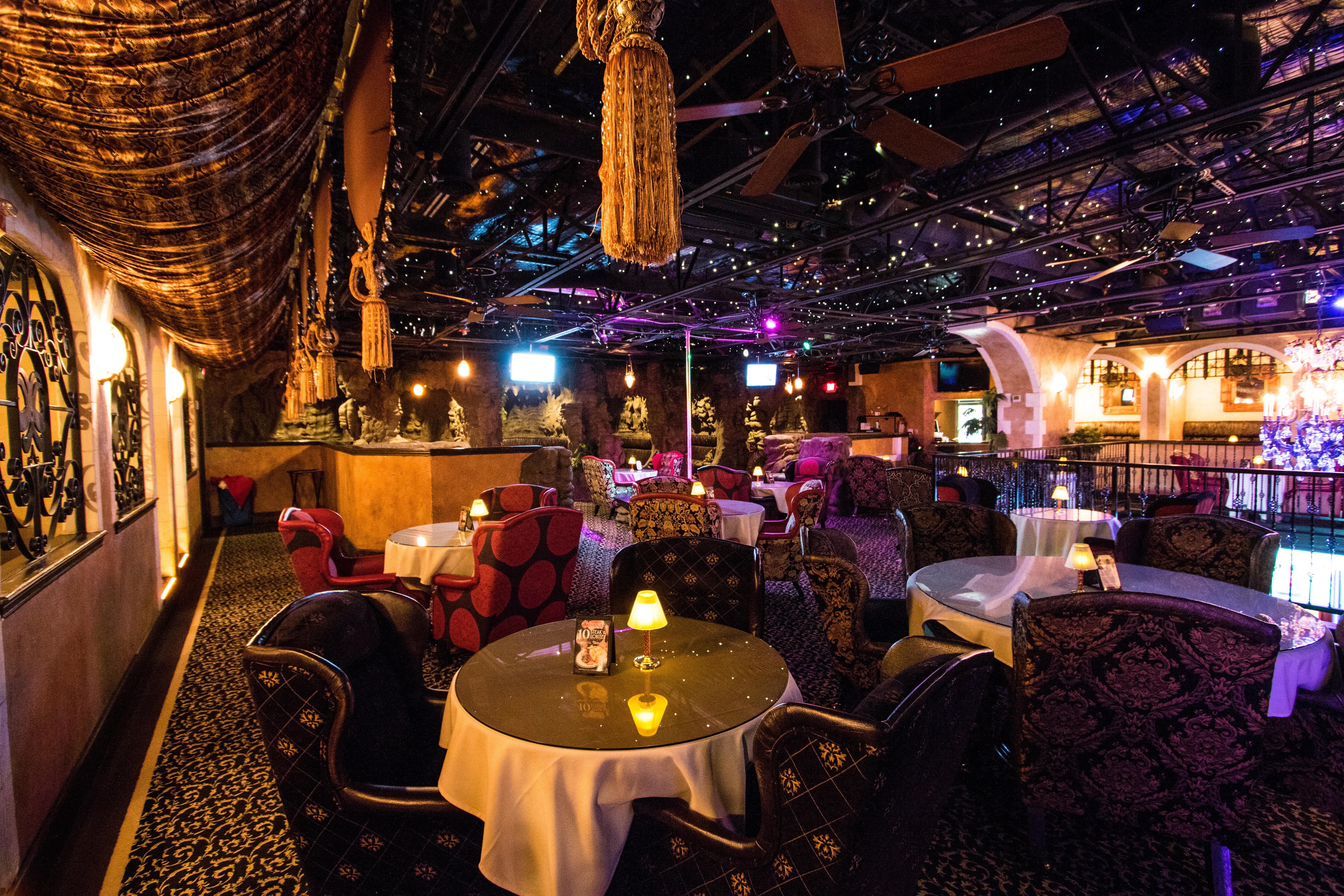 The Lodge VIP Lounge