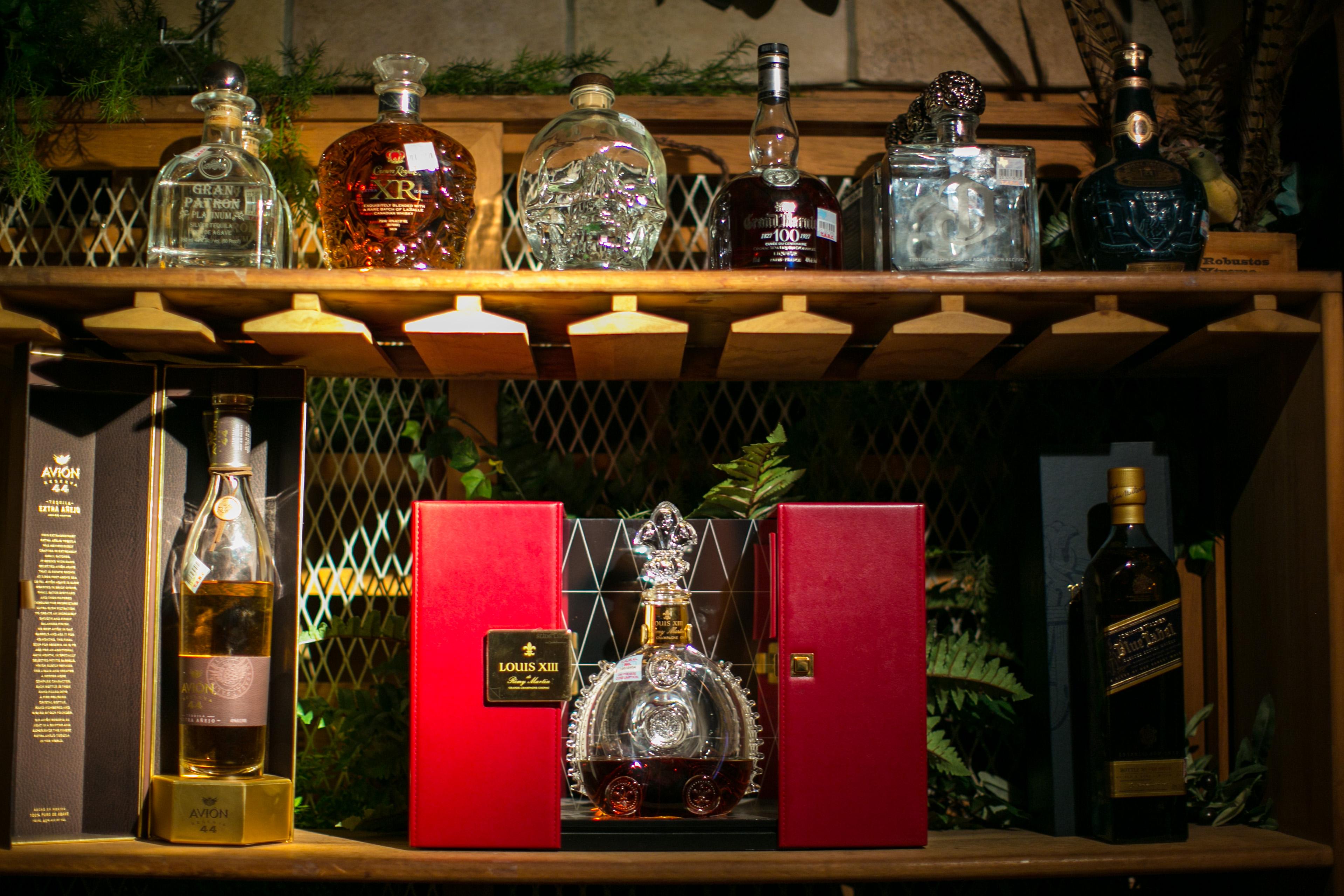 The Lodge Premium Spirits
