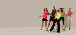 PARTY WITH US IN ZUMBA CLASSES