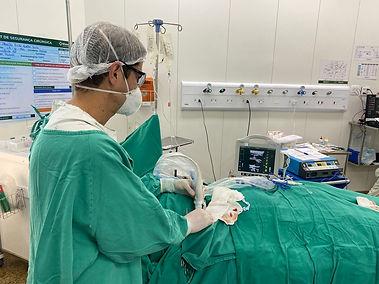 cateter quimioterapia port daniel paulino mater dei